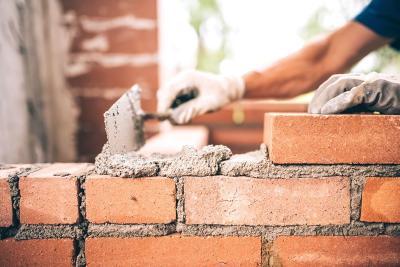 réparation briques de jointage